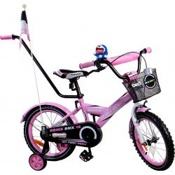 Rower BMX Rbike 1-16 pink