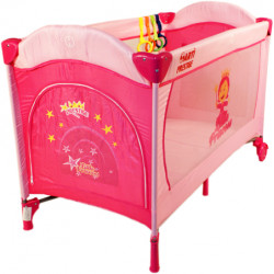 Łóżeczko ARTI BasicGo Pink